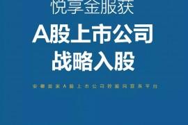 安徽网贷迎来大鳄级玩家,市值超百亿净利超十亿!