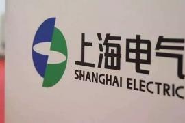 上海电气开盘跌停,卖单超80万手